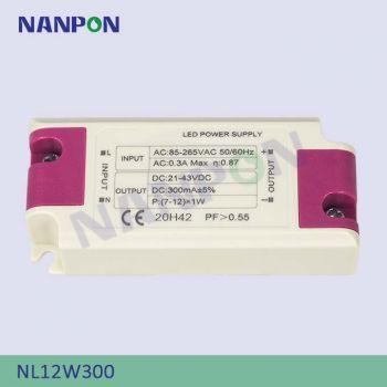 DRIVER LED 12W-NL12W300