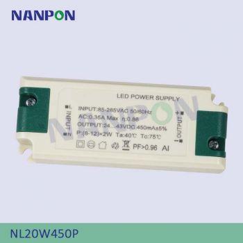 DRIVER 20W-NL20W450P